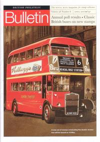 British Philatelic Bulletin Volume 38 Issue 8