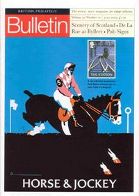 British Philatelic Bulletin Volume 40 Issue 11
