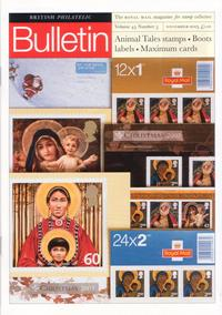 British Philatelic Bulletin Volume 43 Issue 3