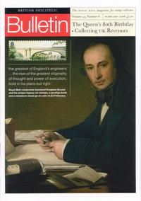 British Philatelic Bulletin Volume 43 Issue 6
