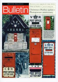 British Philatelic Bulletin Volume 46 Issue 12