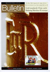 British Philatelic Bulletin Volume 50 Issue 1