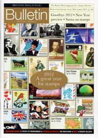 British Philatelic Bulletin Volume 50 Issue 4