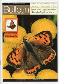 British Philatelic Bulletin Volume 50 Issue 11