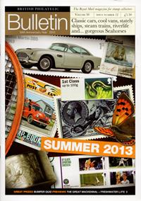 British Philatelic Bulletin Volume 50 Issue 12
