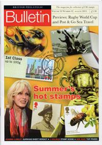 British Philatelic Bulletin Volume 52 Issue 12