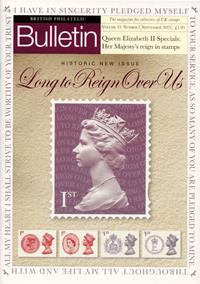 British Philatelic Bulletin Volume 53 Issue 1
