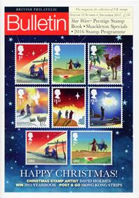 British Philatelic Bulletin Volume 53 Issue 4