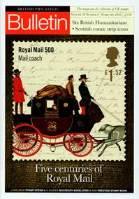 British Philatelic Bulletin Volume 53 Issue 6