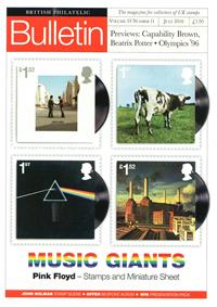 British Philatelic Bulletin Volume 53 Issue 11
