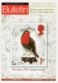British Philatelic Bulletin Volume 54 Issue 2