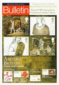 British Philatelic Bulletin Volume 54 Issue 3
