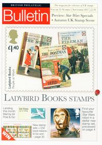 British Philatelic Bulletin Volume 55 Issue 1