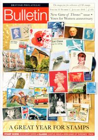 British Philatelic Bulletin Volume 55 Issue 5