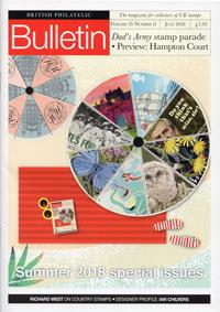 British Philatelic Bulletin Volume 55 Issue 11
