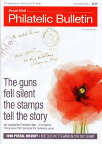 British Philatelic Bulletin Volume 56 Issue 1