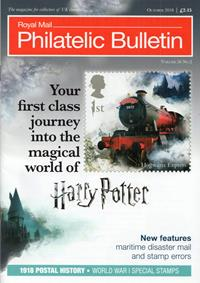 British Philatelic Bulletin Volume 56 Issue 2