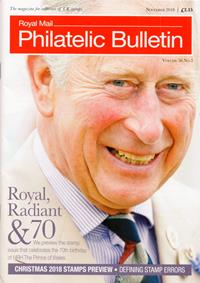 British Philatelic Bulletin Volume 56 Issue 3