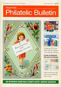 British Philatelic Bulletin Volume 56 Issue 4