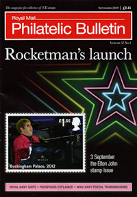 British Philatelic Bulletin Volume 57 Issue 1