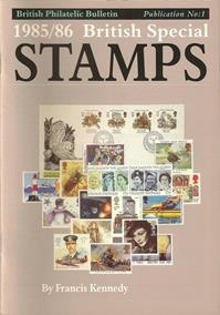 Philatelic Bulletin Publication No. 1 - British Special Stamps 1985-1986