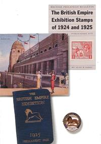 Philatelic Bulletin Publication No. 6 - The British Empire Exhibition Stamps of 1924 and 1925