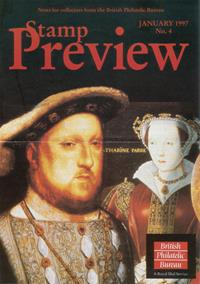 Royal Mail Preview 4 - The Great Tudor