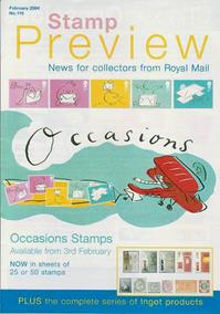 Royal Mail Preview 110 -