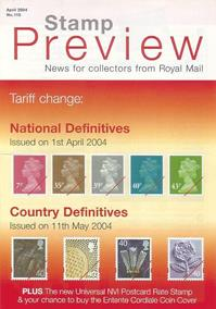Royal Mail Preview 115 -