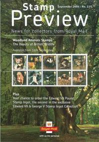 Royal Mail Preview 119 -