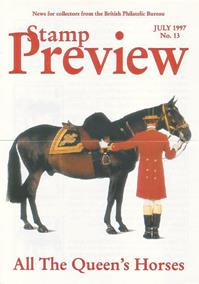 Royal Mail Preview 13 - All the Queens Horses