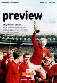 Royal Mail Preview 147 - They think it's all over �