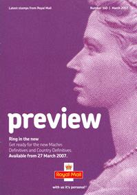 Royal Mail Preview 160 - Ring in the new