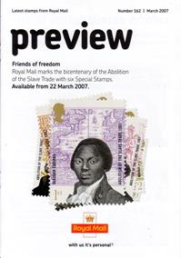 Royal Mail Preview 162 - Friends of freedom