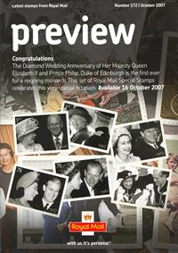 Royal Mail Preview 172 - Congratulations