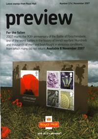Royal Mail Preview 174 - For the fallen