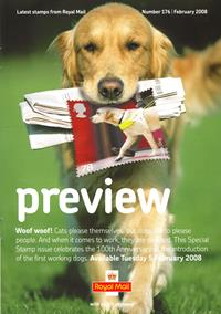 Royal Mail Preview 176 - Woof woof!