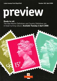 Royal Mail Preview 181 - Ready to roll