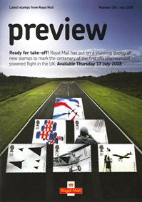 Royal Mail Preview 184 - Ready for take-off!