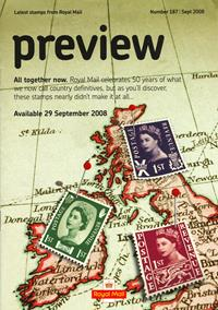 Royal Mail Preview 187 - All together now