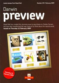 Royal Mail Preview 193 - Darwin