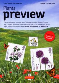 Royal Mail Preview 199 - Plants
