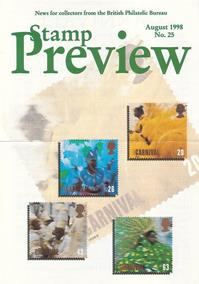 Royal Mail Preview 25 -
