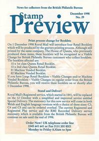 Royal Mail Preview 29 -