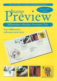 Royal Mail Preview 30 -