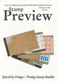 Royal Mail Preview 50 -