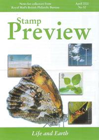 Royal Mail Preview 52 - Life and Earth