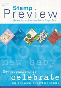 Royal Mail Preview 79 -