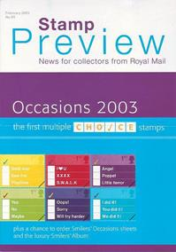 Royal Mail Preview 95 -