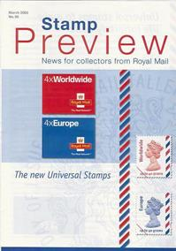 Royal Mail Preview 98 -